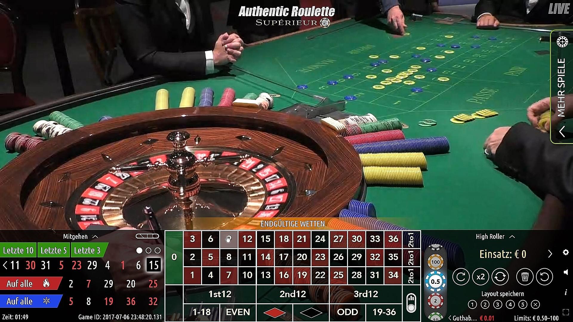 Casino Roulette Erfahrungen