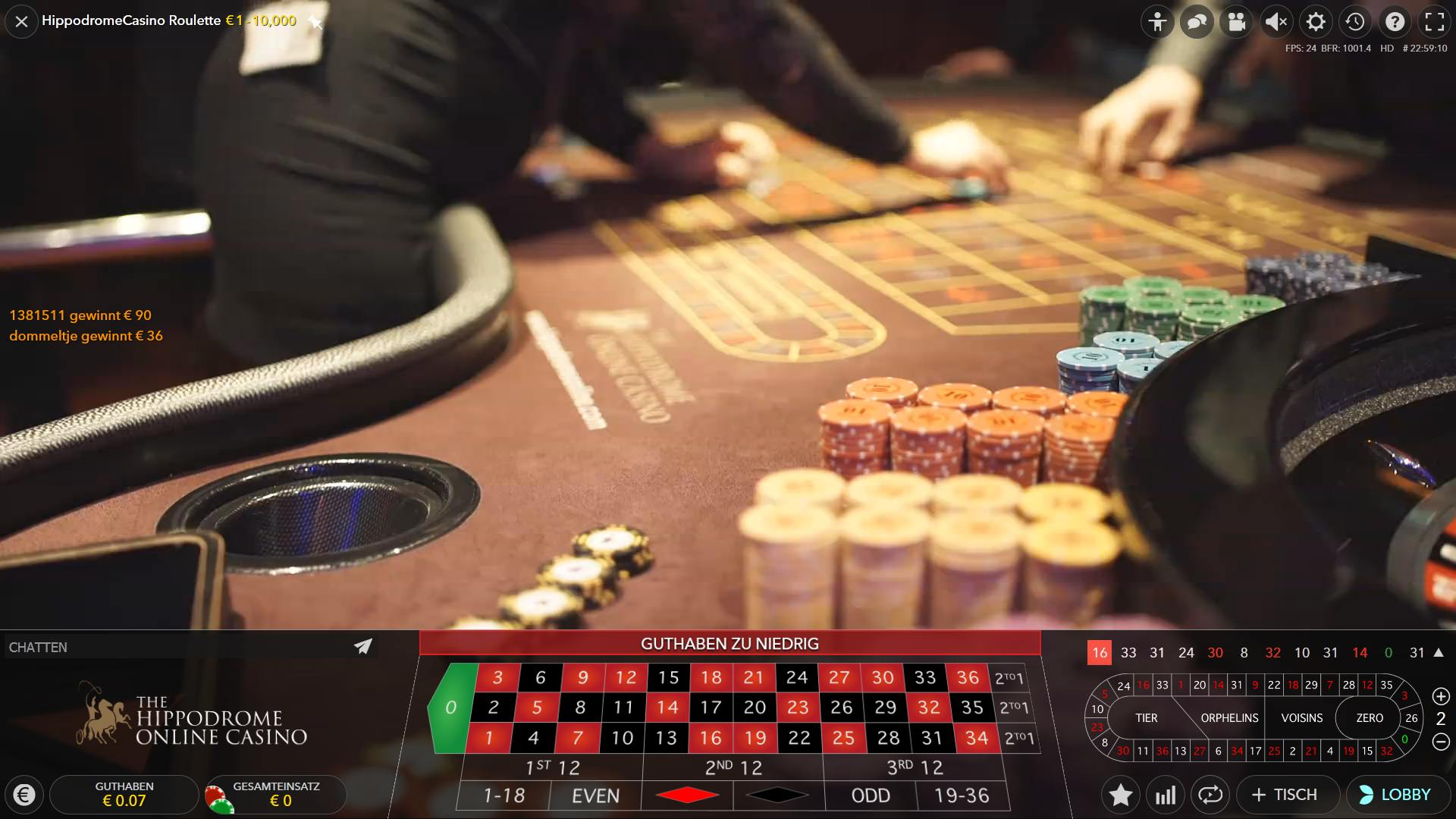 party casino forum