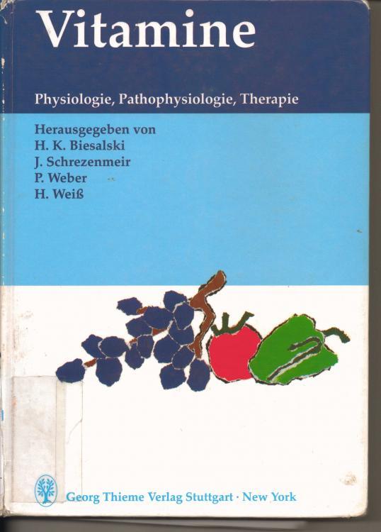 Vitamine Thieme Verlag Stuttgart 1997.jpg