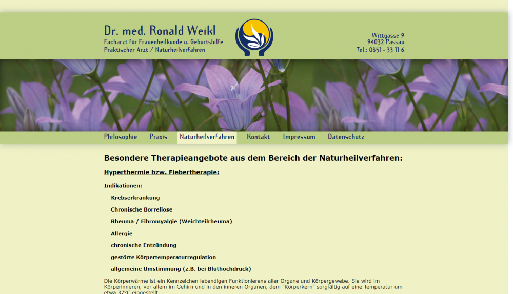 Dr. Ronald Weikl Hyperthermie.png