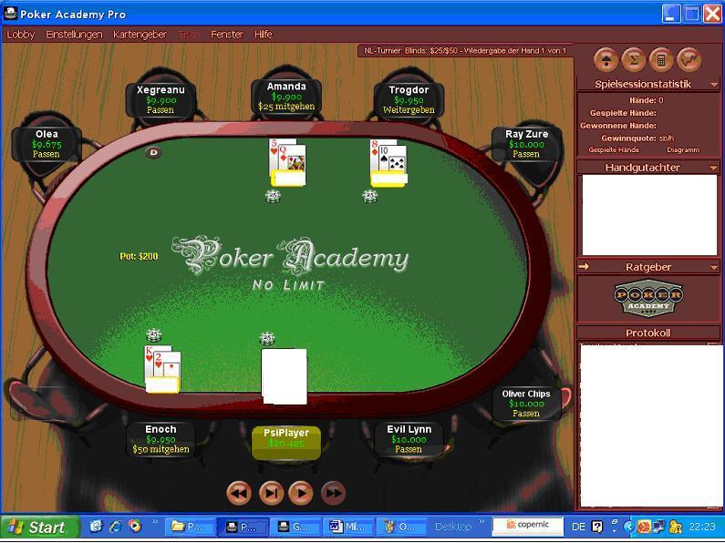 Poki poker academy pro schecter tempest blackjack guitar