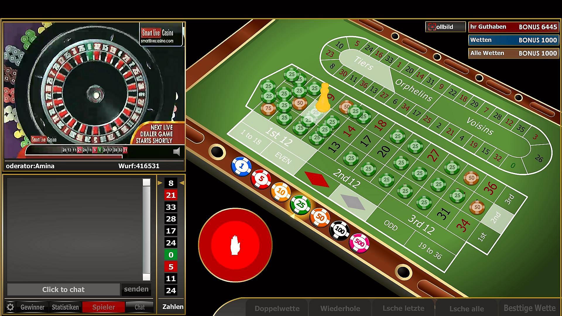 online casino betrug roulette